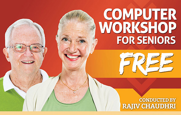Computer Workshop for Seniors